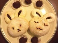 白兔朱古力軟心麵包