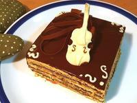 歐培拉法式劇院蛋糕~Opera