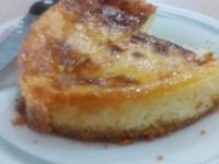 小烤箱也超成功的乳酪蛋糕