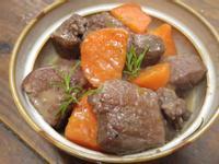 法式紅酒燉豬肉