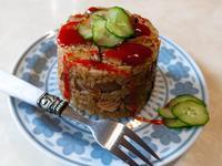 櫻花蝦筒仔米糕
