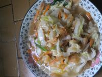 扁魚大白菜