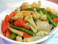 瑪莉廚房:《素》花枝菜羹