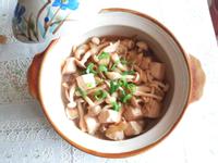 陶燒雙菇豆腐煲-好下飯【好菇道美味家廚】