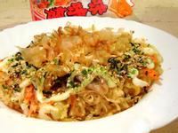 味味風廣島燒-記憶中的味味麵
