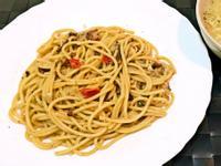 蒜香培根義大利麵