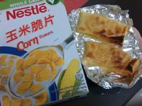 玉米脆片地瓜起酥 【雀巢玉米脆片】
