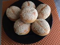 豆渣芝麻麵包