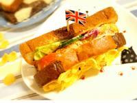 香烤玉米片雞柳條吐司『雀巢玉米脆片』