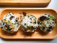 菇菇海苔小飯糰 _ 好菇道美味家廚