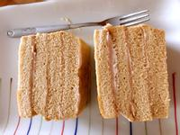 奶茶蛋糕 瑞士捲變長條蛋糕