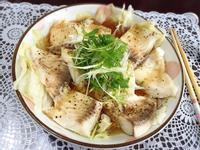 「電鍋」 低熱量 清蒸鯛魚片