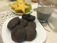 黑糖豆渣餅