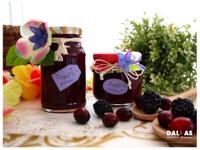 《Peggy廚房》♥Peggy牌♥手工蔓越莓桑葚果醬