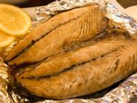 懶人之鹽烤鯖魚