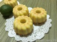 檸檬糖霜花型蛋糕
