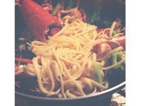 美味龍蝦義大利寬麵