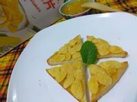 親子做─脆片鳳梨果醬金三角─雀巢玉米脆片