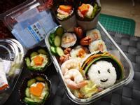 春遊野餐盒-小七野餐趣