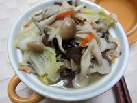清爽菇菇白菜滷-好菇道美味家廚