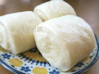 鮮奶饅頭(水波爐PK蒸籠)