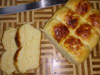 用小烤箱自己作布里歐麵包