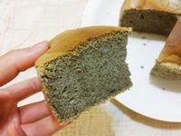 ♡無油少糖黑芝麻醬戚風蛋糕♡
