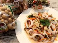 XO醬菇菇炒中卷-好菇道美味家廚