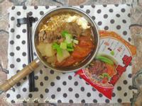 紅燒清燉番茄牛肉麵_記憶中的味味麵