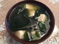 日式海帯豆腐味增湯