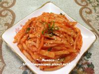 韓式涼拌大頭菜순무생채