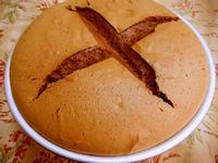 紅茶拿鐵戚風蛋糕