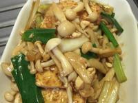 10分鐘下飯豆腐燒菇菇「好菇道美味家廚」