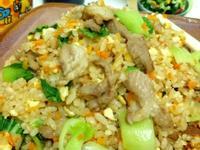 蔬菜蛋炒飯