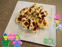 MINI比利時鬆餅<低負擔健康版>