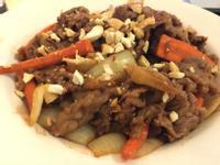 吃貨留學生「炒牛肉片」