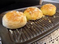 《永新沙拉》迷你麵包~只要4種材料超簡單