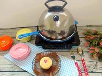 草莓櫻花小蛋糕-免烤箱【摩堤料理】