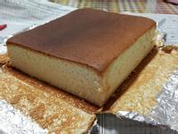 蜂蜜蛋糕(分蛋法)