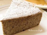 黑芝蔴棉花蛋糕