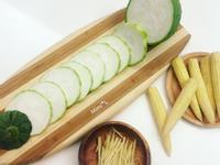 清炒絲瓜玉米筍