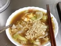 清爽生菜牛肉湯麵