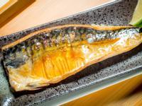 超肥美!日式香烤鯖魚片