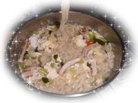 海鮮羹麵(記憶中的味味麵)