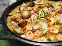 自煮生活|海鮮燉飯