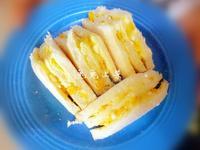 玉米雞蛋沙拉三明治