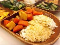 馬鈴薯蘿蔔燉肉