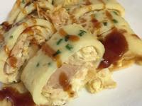 營養滿分💯Q蛋餅-鮪魚高麗菜