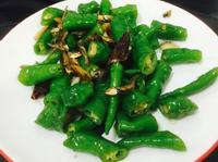小魚乾香炒糯米椒