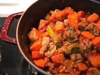 [一鍋到底]紅燒蘿蔔燉牛肉 Staub